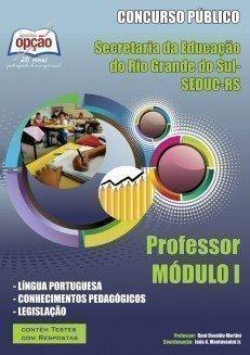 Apostila Professor - Módulo I - Concurso Seduc / Rs