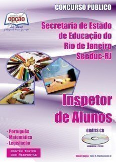 Apostila Inspetor De Alunos - Concurso Seeduc / RJ