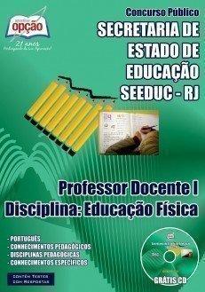 PROFESSOR DOCENTE I – DISCIPLINA: EDUCAÇÃO FÍSICA