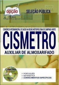 AUXILIAR DE ALMOXARIFADO
