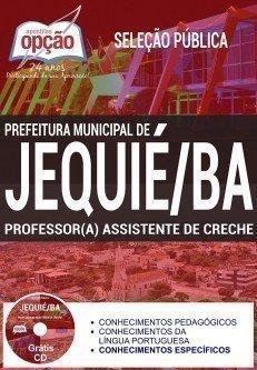 PROFESSOR (A) ASSISTENTE DE CRECHE