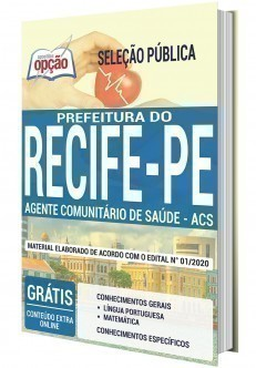 AGENTE COMUNITÁRIO DE SAÚDE - ACS