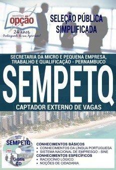 CAPTADOR EXTERNO DE VAGAS