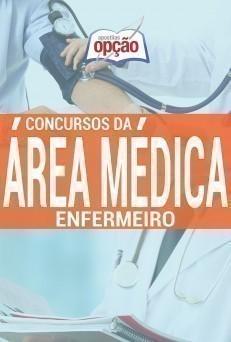apostila area para concursos publico enfermeiro.