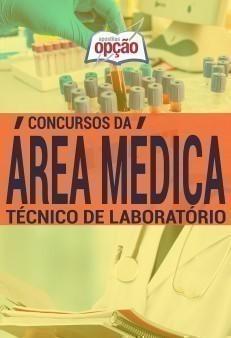 Apostila Técnico De Laboratório - Concurso Série Médica