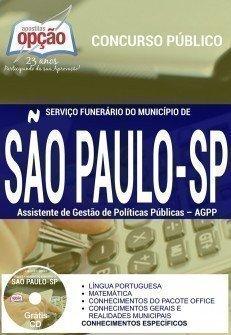 ASSISTENTE DE GESTÃO DE POLÍTICAS PÚBLICAS - AGPP