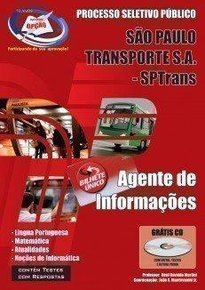 Apostila Agente De Informações - Concurso SPtrans