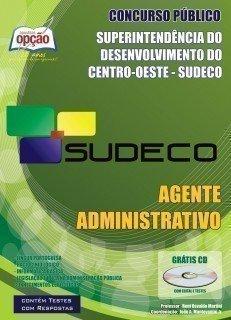 Apostila Agente Administrativo - Concurso Superintendência De Desenvolvimento D...