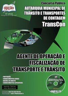 AGENTE DE OPERAÇÃO E FISCALIZAÇÃO DE TRANSPORTE E TRÂNSITO