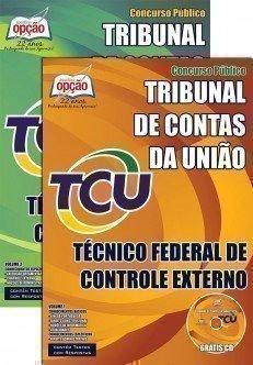 Apostila Concurso TCU TFCE Técnico Federal de Controle Externo – Área: Apoio técnico e administrativo – Especialidade: Técnica Administrativa