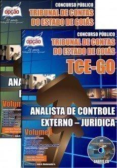 ANALISTA DE CONTROLE EXTERNO - JURÍDICA