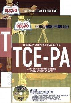 Tribunal de Contas do Estado / PA (TCE/PA)-AUXILIAR TÉCNICO DO CONTROLE EXTERNO - ADMINISTRATIVO-AUDITOR DE CONTROLE EXTERNO - COMUM A TODAS AS ÁREAS