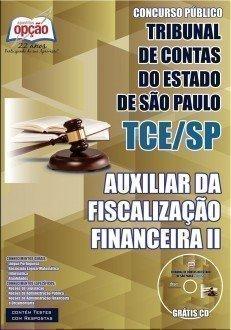 AUXILIAR DA FISCALIZAÇÃO FINANCEIRA  II