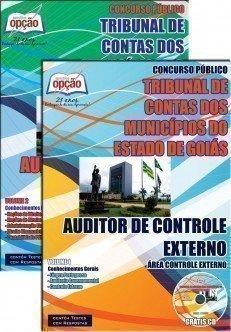 AUDITOR DE CONTROLE EXTERNO – ÁREA CONTROLE EXTERNO