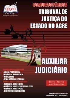 AUXILIAR JUDICIÁRIO