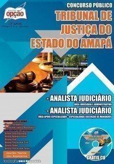 ANALISTA - ÁREA JUDICIÁRIA E ADM E ESP EXECUÇÃO DE MANDADOS