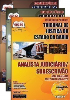 ANALISTA JUDICIÁRIO / SUBESCRIVÃO – ÁREA JUDICIÁRIA ESPECIALIDADE DIREITO