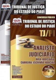 ANALISTA JUDICIÁRIO - ÁREA JUDICIÁRIA - ESCRIVÃO JUDICIAL
