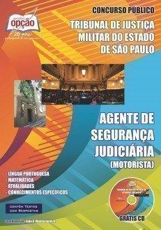 AGENTE DE SEGURANÇA JUDICIÁRIA (MOTORISTA)