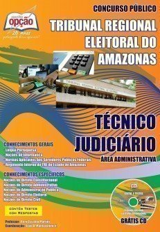 TÉCNICO JUDICIÁRIO – ÁREA ADMINISTRATIVA