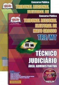 TÉCNICO JUDICIÁRIO - ÁREA: ADMINISTRATIVO