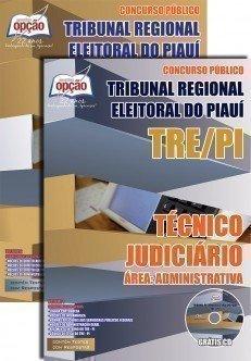 TÉCNICO JUDICIÁRIO - ÁREA: ADMINISTRATIVA