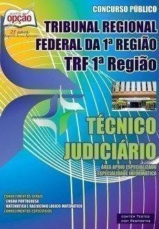 TÉCNICO JUDICIÁRIO - ESPECIALIDADE INFORMÁTICA