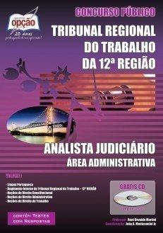 Apostila Analista Judiciário - área Administrativa (volume I) - Concurso TRT 1...