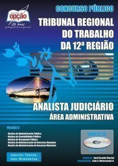 Apostila Analista Judiciário - área Administrativa (volume Ii) - Concurso TRT ...