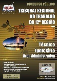 Apostila Técnico Judiciário - área Administrativa (volume I) - Concurso TRT 1...