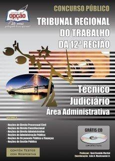 Apostila Técnico Judiciário - área Administrativa (volume Ii) - Concurso TRT ...