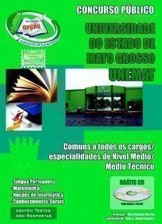 Apostila Técnico Administrativo Do Ensino Superior - Concurso Unemat / Mt...