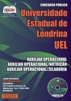 AUXILIAR OPERACIONAL / NUTRIÇÃO / ZELADORIA