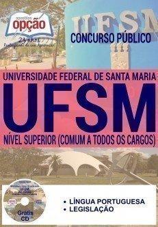 Apostila UFMS 2016 CARGOS DE NÍVEL SUPERIOR