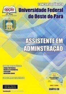 Apostila Assistente Em Administração - Concurso Universidade Federal Do Oeste ...