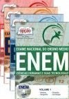 Apostila Preparatória ENEM 2017 - EXAME NACIONAL DE ENSINO MÉDIO - ENEM (4 Volumes)