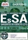 Apostila Preparatória EsSA 2017 - SARGENTOS DO EXÉRCITO (CFS)