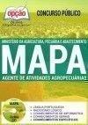 Apostila Preparatória MAPA 2017 - AGENTE DE ATIVIDADES AGROPECUÁRIAS
