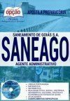 Apostila Preparatória SANEAGO - AGENTE ADMINISTRATIVO