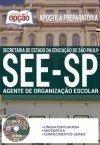 Apostila Preparatória SEE SP - AGENTE DE ORGANIZAÇÃO ESCOLAR