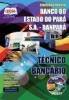 Banco do Estado do Par� (BANPAR�) - T�CNICO BANC�RIO