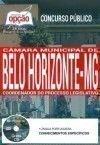 Concurso Câmara de Belo Horizonte 2017 - COORDENADOR DO PROCESSO LEGISLATIVO