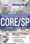 Concurso CORE SP 2018 - COPEIRO E OFFICE-BOY