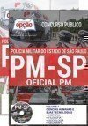 Concurso PM SP 2017 - OFICIAL PM