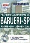 Concurso Prefeitura de Barueri SP 2017 - AGENTE DE INCLUSÃO ESCOLAR