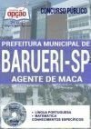 Concurso Prefeitura de Barueri SP 2017 - AGENTE DE MACA