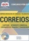Correios ATENDENTE COMERCIAL, CARTEIRO, OPERADOR DE TRIAGEM E TRANSBORDO