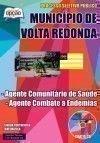 Município de Volta Redonda - AGENTE COMUNITÁRIO DE SAÚDE / AGENTE DE COMBATE A ENDEMIAS
