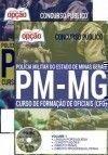Pol�cia Militar / MG - CURSO DE FORMA��O DE OFICIAIS DA PM / MG (CFO)