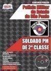 Pol�cia Militar / SP (Soldado) - SOLDADO DA POL�CIA MILITAR